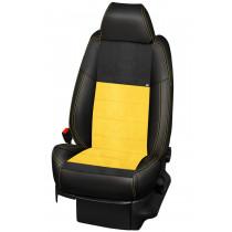 ALCANTARA® yellow